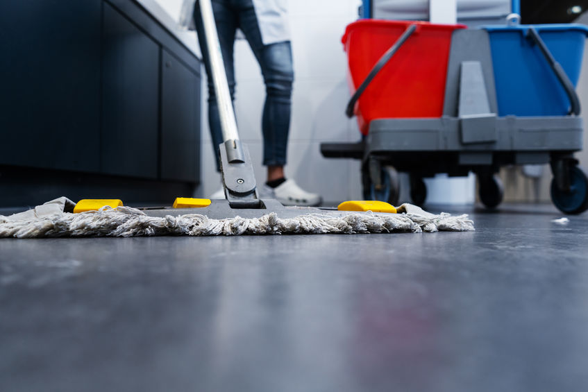 6 Tips to Sparkling Clean Floors in Hotels