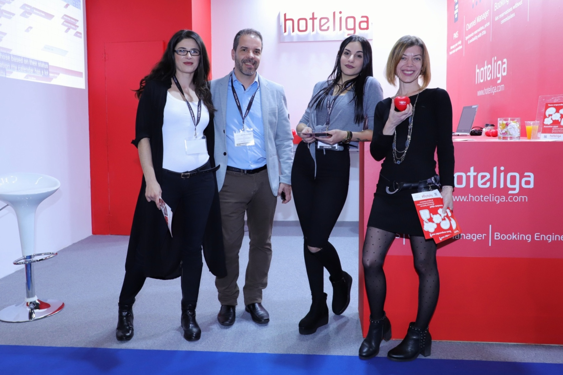 A Big Success at 100% Hotel Show, the Major Greek Hospitality Fair